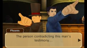 Phoenix Wright and Professor Layton
