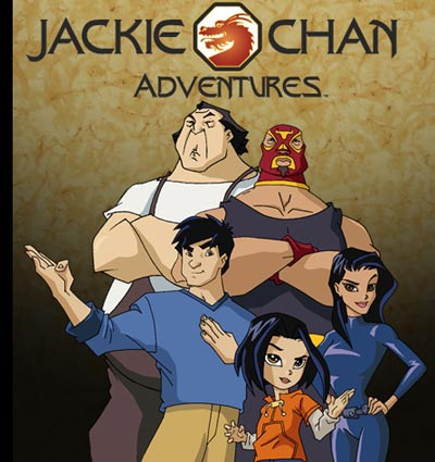 Nostalgia Filter Test: Jackie Chan Adventures   The ...