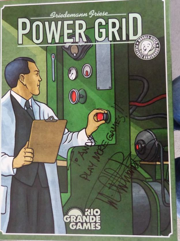 powergrid box