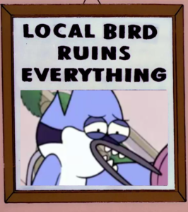 Mordecai, Regular Show