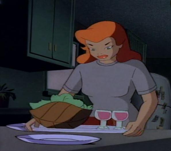 Poison Ivy, Batman, Salad, Poison Ivy's Diet