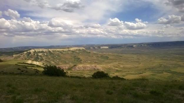 Fossil Butte View